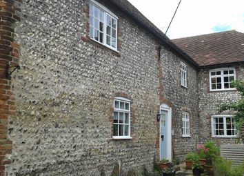 Thumbnail 2 bed cottage for sale in Mill Lane, Rodmell, Lewes