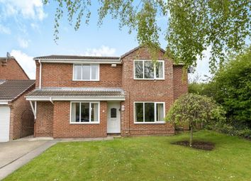 Thumbnail 4 bed detached house for sale in Coulson Close, Yarm, Stockton On Tees