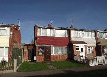 Thumbnail 3 bed end terrace house for sale in Emerald Close, Gloucester, Gloucestershire
