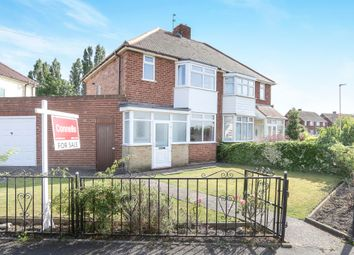 Thumbnail 3 bed semi-detached house for sale in Colman Avenue, Wednesfield, Wolverhampton