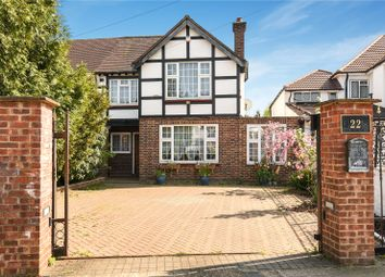 Thumbnail 4 bed semi-detached house for sale in Sudbury Court Drive, Harrow, Middlesex
