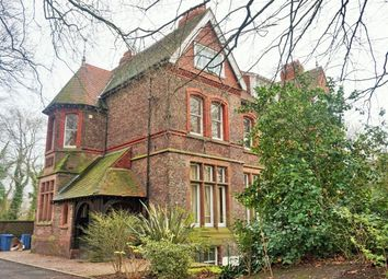 Thumbnail 2 bed flat to rent in 2 Mossley Hill Drive, Aigburth
