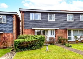 Thumbnail 3 bed semi-detached house for sale in Dorrofield Close, Croxley Green, Rickmansworth, Hertfordshire