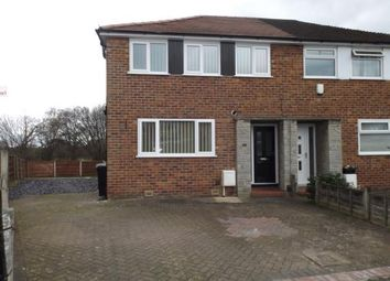 Thumbnail 3 bed semi-detached house for sale in Hartington Drive, Hazel Grove, Stockport, Cheshire