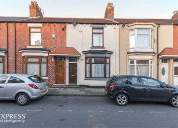 Thumbnail 3 bedroom terraced house for sale in Gresham Road, Middlesbrough, North Yorkshire