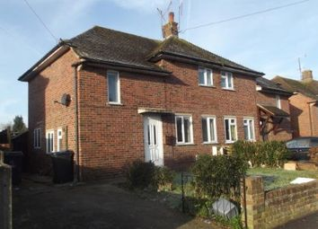 Thumbnail 3 bed semi-detached house for sale in Reed Avenue, Canterbury, Kent, U.K