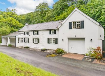 Thumbnail 3 bed detached house for sale in Llanbrynmair