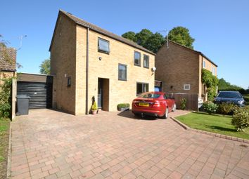 Thumbnail 3 bed detached house for sale in Savile Way, Fowlmere, Royston