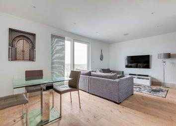 Thumbnail 1 bed flat for sale in Burlington Road, New Malden