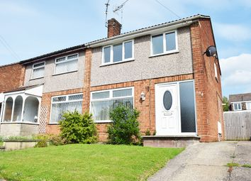 Thumbnail 3 bed detached house to rent in Birchover Way, Allestree, Derby