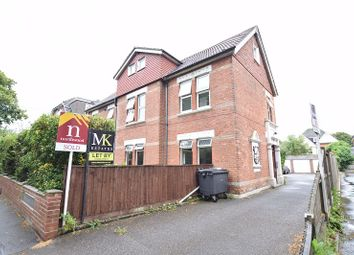 Thumbnail 2 bed flat for sale in Shelley Court, 37 Hawkeswood Road, Bournemouth