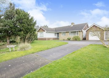 Thumbnail 3 bed bungalow for sale in Highcroft Grove Lane, Badsworth, Pontefract