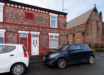 Thumbnail 2 bed end terrace house for sale in Bostock Street, Warrington