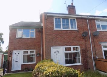 Thumbnail 2 bed property for sale in Turners Croft, North Leverton, Retford