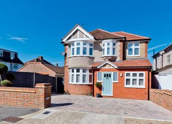 Thumbnail 3 bed detached house for sale in Bolton Road, Chessington