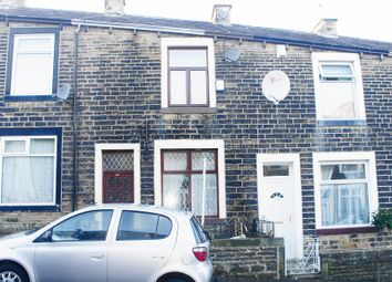 Thumbnail 3 bed terraced house for sale in Belgrave Street, Nelson, Lancashire.