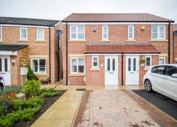 Thumbnail 2 bed semi-detached house for sale in Bottle Kiln Rise, Wakefield