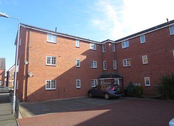 Thumbnail 2 bedroom flat for sale in Trent Bridge Close, Trentham, Stoke-On-Trent