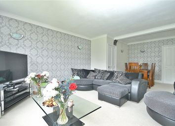 Thumbnail 2 bed maisonette for sale in Rose View, Hollies Court, Addlestone, Surrey