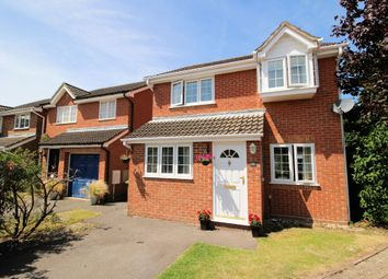 Thumbnail 3 bedroom detached house for sale in Mirror Close, Warsash, Southampton