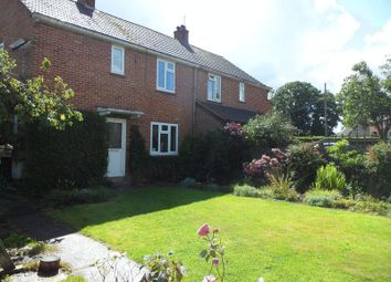 Thumbnail 3 bedroom semi-detached house to rent in Goddards Close, Sherfield-On-Loddon, Hook