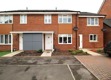 Thumbnail 2 bed terraced house to rent in Belvoir Close, Washington