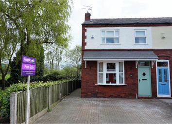 Thumbnail 2 bed semi-detached house for sale in Leigh Road, Manchester