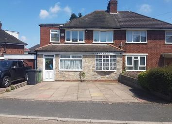 Thumbnail 3 bed semi-detached house to rent in Telford Close, Smethwick
