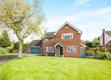 Thumbnail 5 bed detached house for sale in Lawnsdale, Cuddington, Northwich, Cheshire