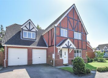 Thumbnail 5 bed detached house for sale in Russet Close, St. Ives, Huntingdon