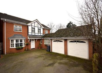 Thumbnail 4 bed detached house for sale in Woodrush Road, Purdis Farm, Ipswich