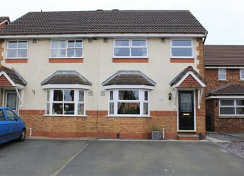 Thumbnail 3 bed property for sale in Peacock Hill Close, Grimsargh, Preston