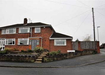 Thumbnail 3 bedroom semi-detached house for sale in Eaton Crescent, Dudley, West Midlands