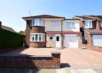 Thumbnail 4 bed detached house for sale in Redcar Road, Wallasey, Merseyside