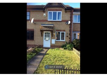 Thumbnail 2 bed terraced house to rent in Clover Avenue, Bedford
