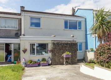 Thumbnail 3 bed terraced house for sale in Alaw View, Rhosybol, Amlwch, Anglesey