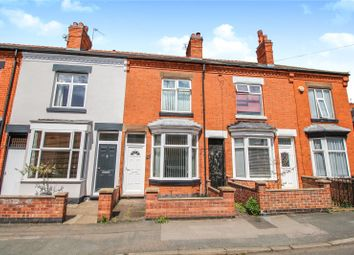 Thumbnail 2 bed terraced house for sale in Brook Street, Thurmaston, Leicester, Leicestershire