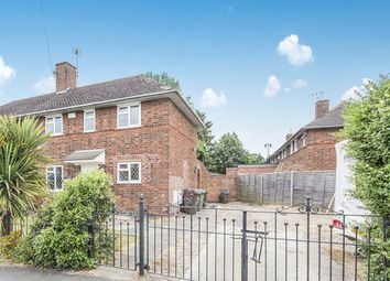 Thumbnail 3 bed semi-detached house for sale in Woodthorpe Road, Loughborough
