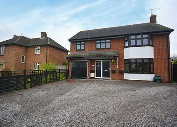 Thumbnail 4 bed detached house for sale in Church Road, Longlevens, Gloucester