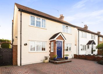Thumbnail 4 bedroom detached house for sale in The Kingsway, Ewell, Epsom
