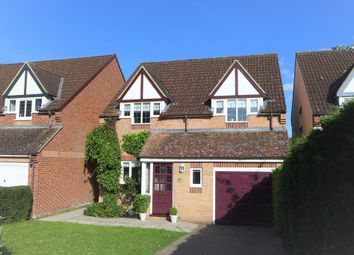 Thumbnail 4 bed detached house for sale in Aismunderby Close, Ripon