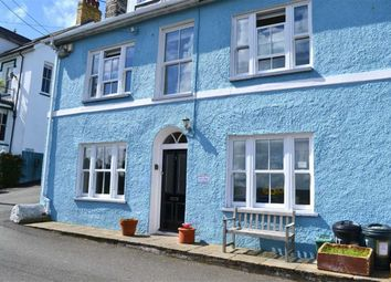 Thumbnail 4 bed semi-detached house for sale in Picton Terrace, New Quay, Ceredigion