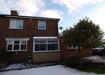 Thumbnail 3 bed semi-detached house for sale in Nelson Avenue, Nelson Village, Cramlington