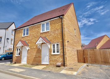Thumbnail 2 bed semi-detached house for sale in Savernake Drive, Little Stanion, Corby