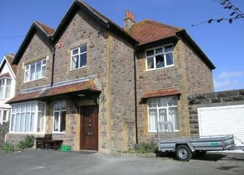 Thumbnail 5 bed detached house for sale in Woodland Road, Weston-Super-Mare, Avon