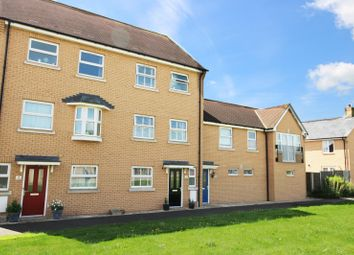 Thumbnail 4 bed terraced house for sale in The Moat, Berryfields, Aylesbury