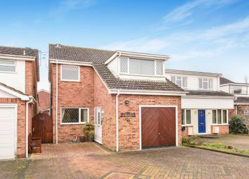 Thumbnail 3 bed detached house for sale in Virginia Way, Abingdon