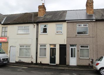 Thumbnail 3 bed terraced house to rent in Market Street, Alfreton