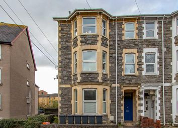 Thumbnail 1 bed property to rent in Richmond Crescent, Roath, Cardiff