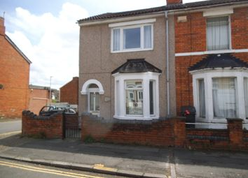 Thumbnail 2 bed end terrace house to rent in Dean Street, Swindon